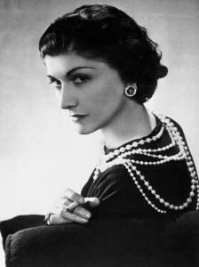 Les maisons de haute couture avec Chanel