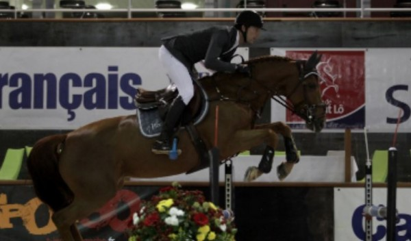 Kevin Staut FEI World Cup Jumping