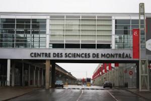 Sortir à Montréal est une occasion idéale pour visiter le Centre des Sciences de Montréal.