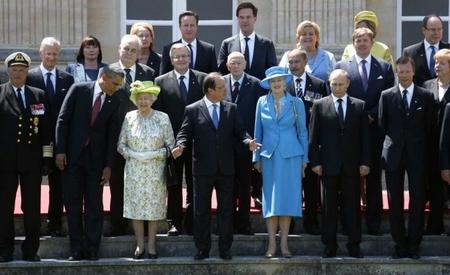 le 70e anniversaire de la bataille de Normandie
