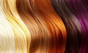 La couleur des cheveux