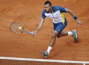 Tsonga Roland Garros 2014