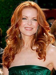 La couleur des cheveux roux déterminée par l'eumélanine