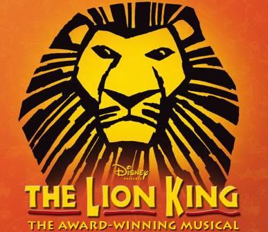 le roi lion version comédie musicale
