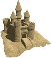 Bons Plans Plage : À vos pelles et râteaux ! Château de sable