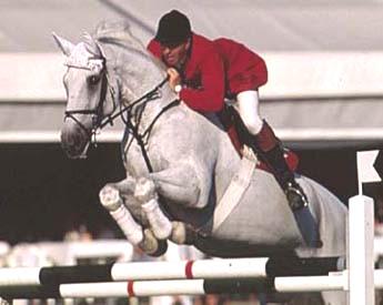 Milton, cheval de légende et rival de Jappeloup