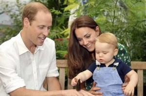 Anniversaire du baby royal