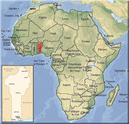 Voyage humanitaire Afrique Bénin