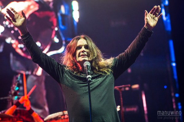 Black Sabbath au Hellfest 2014