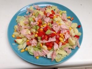 Salade de tous les jours