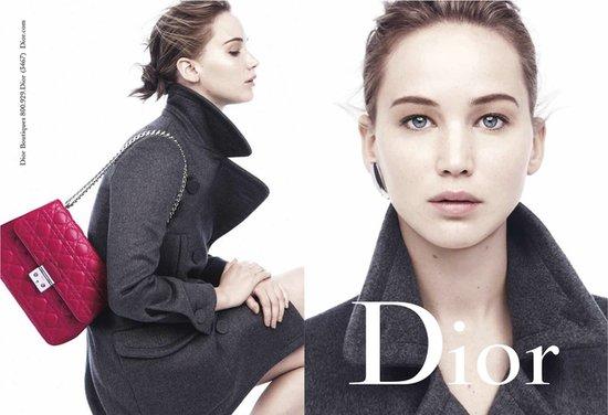 Publicité pour le Maison Chrsitian Dior