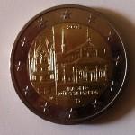 Pièces 2€ commémoratives Monument