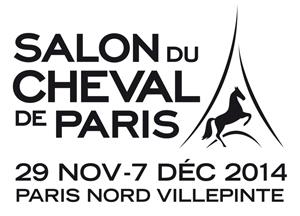 Logo salon cheval 2014