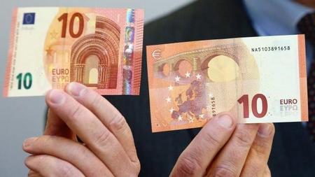 Nouveau billet de 10€