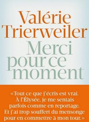 polémique liée à la publication du livre de Valérie Trierweiler