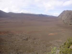 La plaine des sables