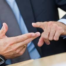 Les mains sont un aspect important du langage corporel