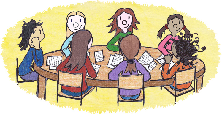 Travailler efficacement en groupe