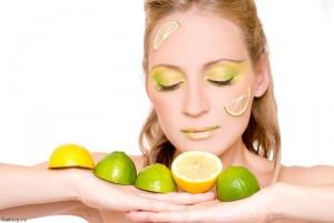 Astuce beauté citron