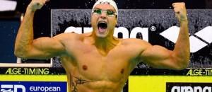 Championnat du monde natation petit bassin 2014 Florent MANAUDOU