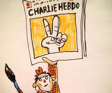 charlie hebdo argentine