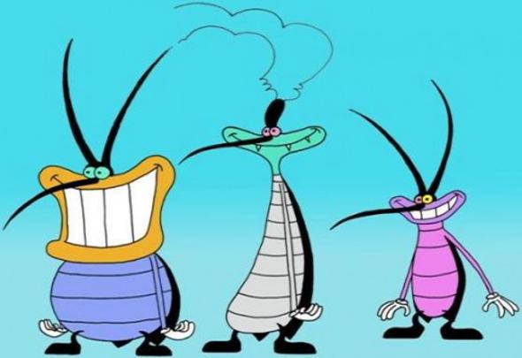 Joey, Dee-Dee et Marky