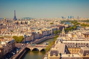 La ville de Paris