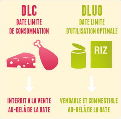 Comparaison des DLC et DLUO