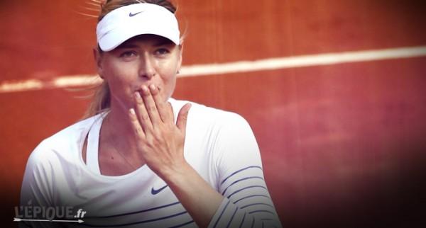 Roland Garros 2015 maria sharapova