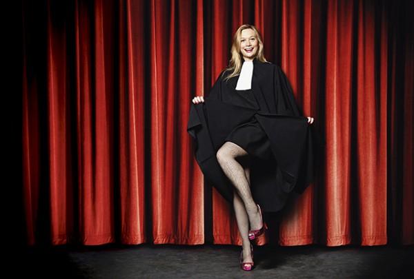 Caroline Vigneaux quitte la robe | Magazine Cheval / MonChval Mag : Bien plus qu'un magazine sur ...