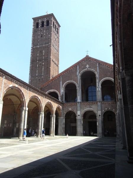 Visiter Milan St Ambrose