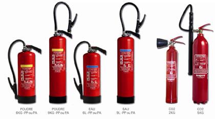Les incendies domestiques
