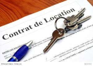 signature du bail et remise des clés