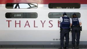 cas de terrorisme dans un train
