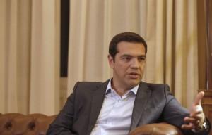 Démission Premier ministre grec