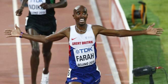 champion du monde 5000m et 10000m