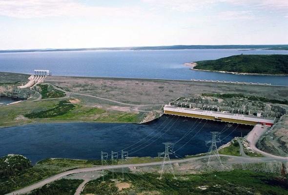 L'énergie hydraulique au Québec