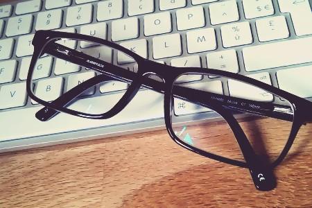 Les lunettes anti-lumière bleue