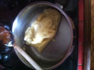Recette chouquettes pâte beurre eau farine