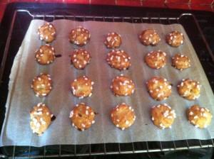 Recette chouquettes plaque cuite