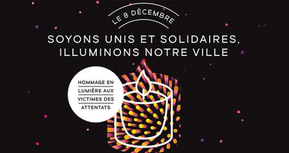 Lyon solidaire en décembre 2015