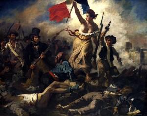 Eugène_Delacroix La_liberté_guidant_le_peuple