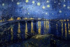 La nuit-etoilee Rembrandt
