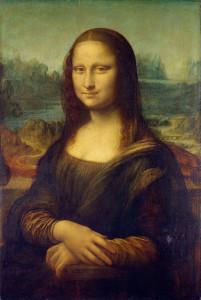Mona Lisa Leonardo_de_Vinci