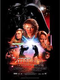 star wars affiche prélogie