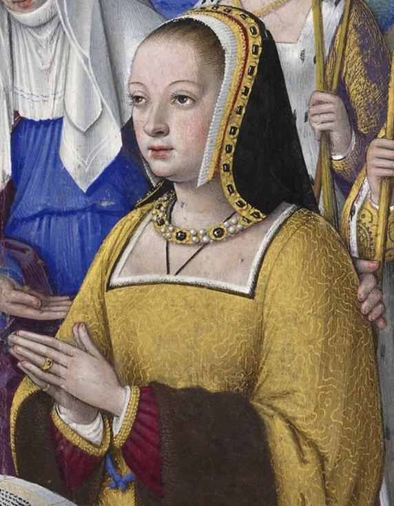 Anne de Bretagne : duchesse de Bretagne et reine de France