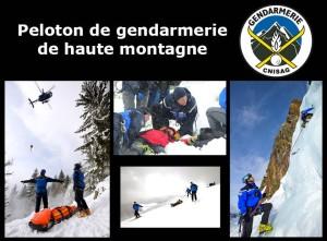 Gendarme montagne