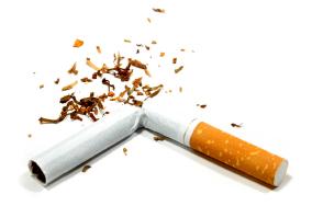 En finir avec la cigarette.