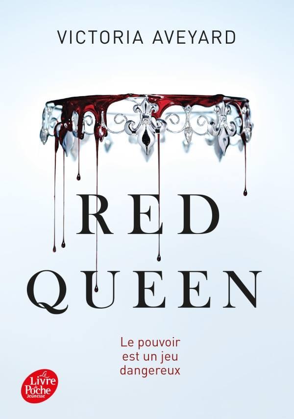 Critique de livre : Red Queen de Victoria Aveyard