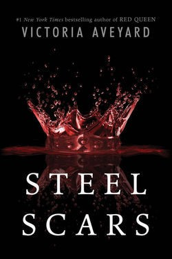 red queen nouvelle steel scars